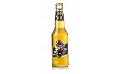Miller's Premium Genuine Draft Beer Bottles 6 x 330ml