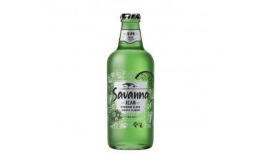 Savanna Jean Premium Cider Juniper Flavour 330ml  24x