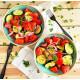 Marinated Cucumber & Tomato Salad