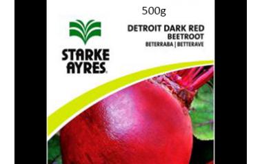 Detroit Dark Red