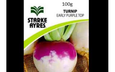 Early Purple Top