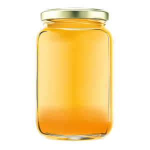 Raw -no heat- Honey