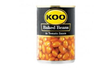 KOO Baked beans in tomato sauce 420g
