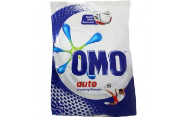 Omo Auto Washing Powder 3Kg