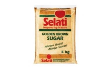 Selati brown sugar 5kg