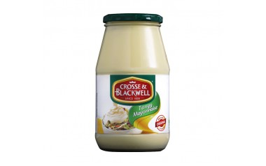 Crosse & Blackwell mayonnaise 750g