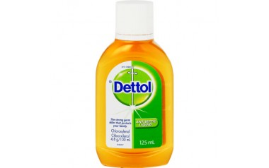 DETTOL ANTISEPTIC - 125ml