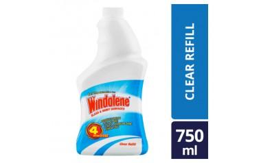 WINDOLENE CLEAR REFILL 750ml
